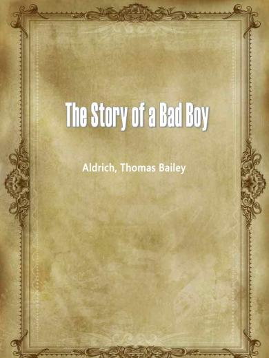 The Storyof a Bad Boy