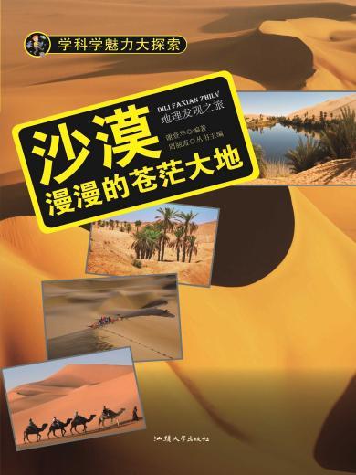 沙漠:漫漫的蒼茫大地