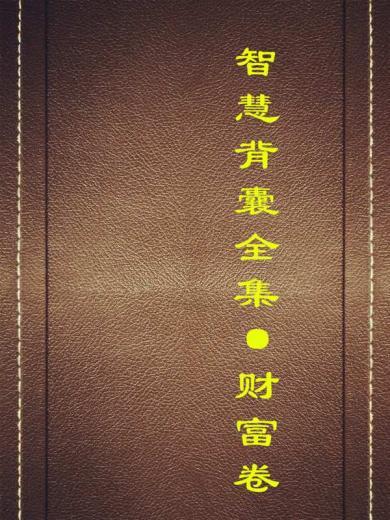 智慧背囊·第二卷