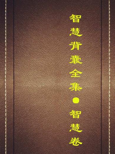 智慧背囊·第一卷