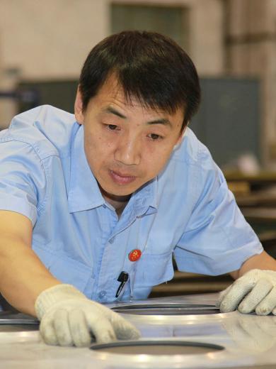 《三秦工匠》-李世峰
