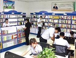 全國工會職工書屋圖書配送中心成立河南服務站