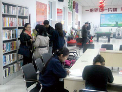 创建高标准职工书屋  营造学习文化新家园——吉林同鑫热力集团推动职工书屋综合化建设